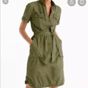 Jcrew Utility Dress